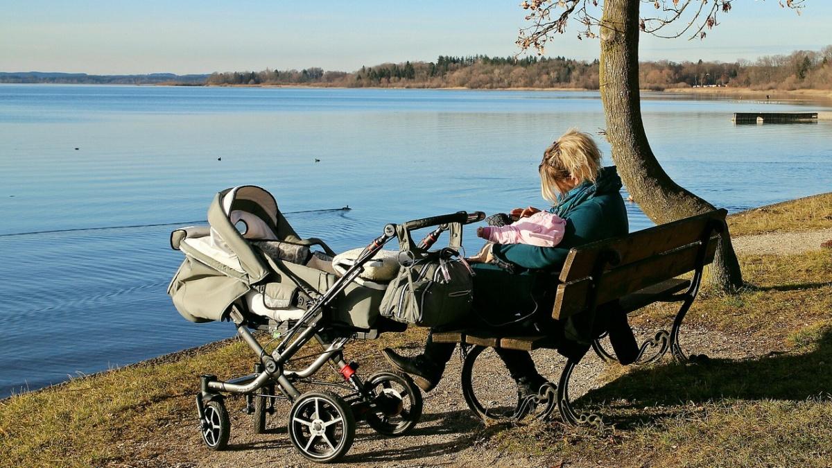 Как правильно выбрать детскую коляску фото